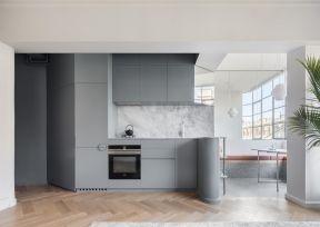 開放式廚房裝飾設計 開放式廚房圖片 簡約廚房裝修設計