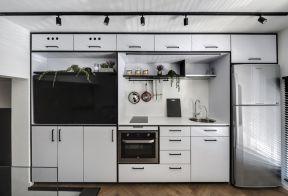超小廚房效果圖 超小廚房設計 超小廚房裝修