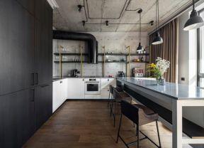 廚房餐廳吊頂 廚房餐廳裝潢設計