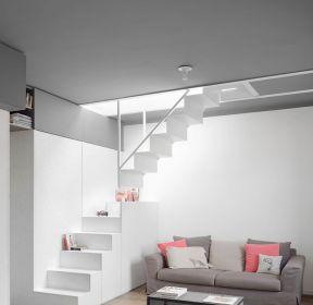 30平loft公寓装修效果