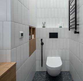30平米單身公寓衛生間墻磚裝修效果圖-每日推薦