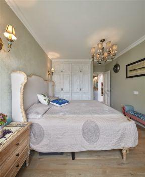 美式臥室風格裝修效果圖 臥室衣柜圖片大全