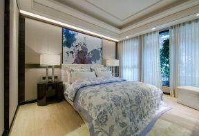 新中式臥室風格 新中式臥室裝修效果圖大全