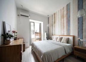 臥室床頭墻裝修設計效果圖 臥室設計效果圖片