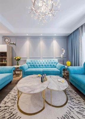 客廳沙發裝飾圖 客廳沙發墻效果圖 客廳沙發背景墻效果