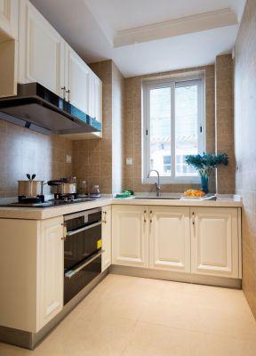 簡歐廚房裝修設計 簡歐廚房裝修 簡歐廚房裝修圖