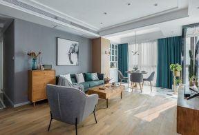 北歐風格客廳裝修圖片 北歐風格客廳家具圖片