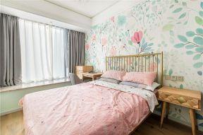 兒童房壁紙裝修效果圖 兒童房壁紙 兒童房設計效果圖大全