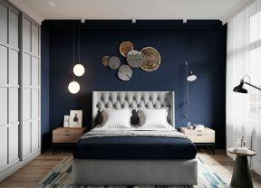 簡歐臥室裝修圖設計 簡歐臥室裝修效果圖