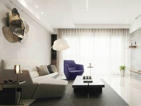 現代客廳裝飾效果圖 現代客廳裝修