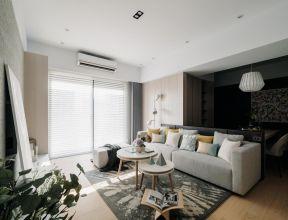 客廳沙發設計圖 客廳沙發擺設效果圖