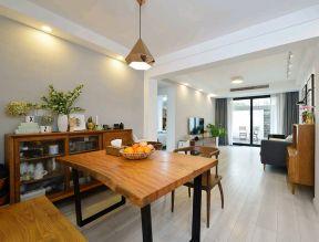 家庭餐廳設計 餐桌椅設計 餐廳吊燈圖片大全