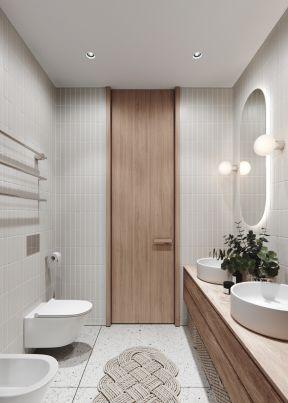 簡約衛生間設計 簡約衛生間裝修效果圖欣賞