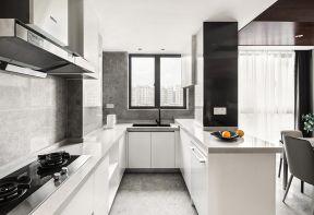 u型廚房 u型廚房裝修效果圖大全圖片 u型廚房設計效果圖