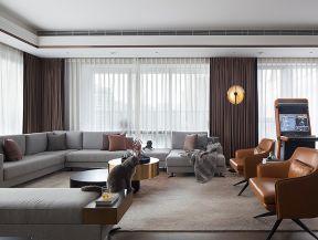 大戶型客廳沙發 大戶型客廳裝修圖片