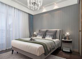 臥室床頭設計 臥室裝修臥室背景墻設計圖片