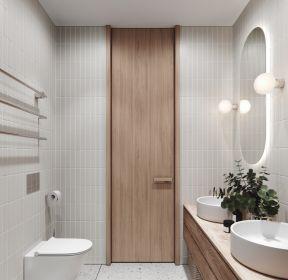 150平米簡約衛生間裝修效果圖欣賞-每日推薦