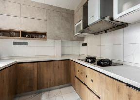 現代風格廚房裝修效果圖 廚房櫥柜效果圖片欣賞
