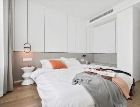 簡約風格臥室裝修圖片 臥室床頭造型效果圖