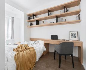 次臥書房裝修效果圖 臥室書房一體圖片