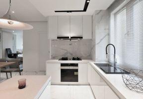 半開放式廚房裝修設計效果圖 半開放式廚房裝修 半開放式廚房設計效果圖