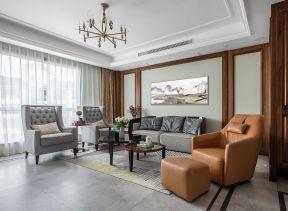 新房客廳裝修圖大全 客廳沙發背景墻裝飾