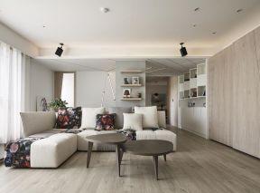 客廳轉角沙發效果圖  客廳轉角沙發圖片大全