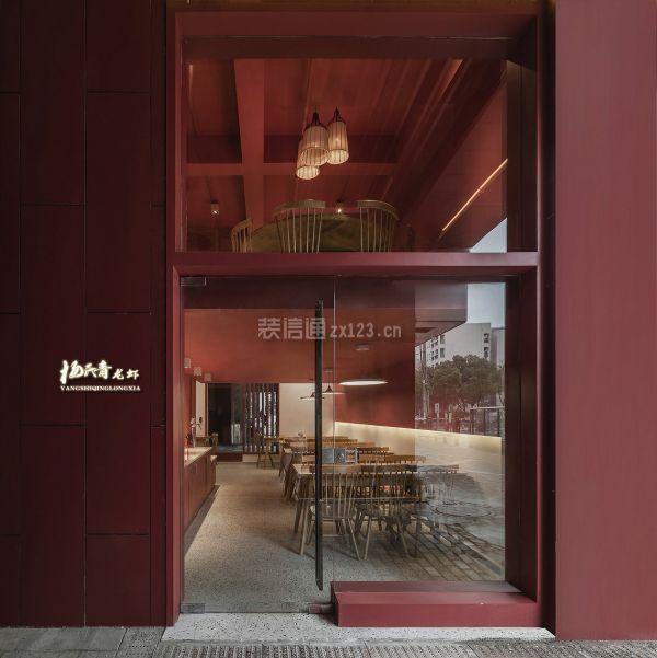 """拒绝网红设计,龙虾馆餐饮空间要""""美味"""""""