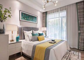 主卧室装饰效果图  现代风格卧室设计 现代风格卧室ballbet贝博网站图