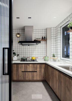厨房橱柜颜色搭配 厨房橱柜ballbet贝博网站 L型厨房ballbet贝博网站效果图