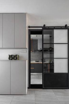 厨房移门ballbet贝博网站效果图大全图片 厨房移门图
