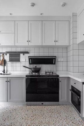 简欧厨房装饰效果图欣赏 简欧厨房ballbet贝博网站图