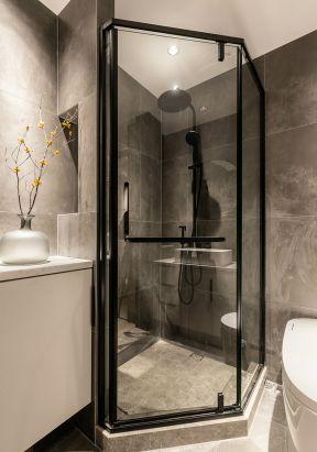 卫生间淋浴房ballbet贝博网站效果图 卫生间淋浴房图片