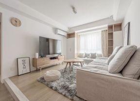 日式风格客厅图 日式风格客厅设计