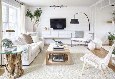 不同类型的客厅怎么ballbet贝博网站最好看