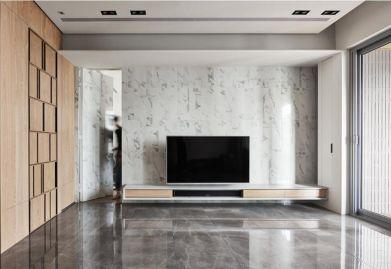 咸阳全包ballbet贝博网站分享电视墙ballbet贝博网站设计 电视背景墙跟沙发背景墙色彩搭配
