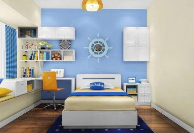 咸阳整体ballbet贝博网站分享:儿童房设计注意三个要点 儿童房怎么才能设计好
