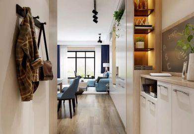 达州ballbet贝博网站公司:听这家公司设计师讲述房屋ballbet贝博网站玄关怎么装?