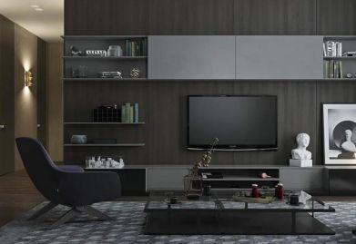 2020年,电视墙流行这样设计!