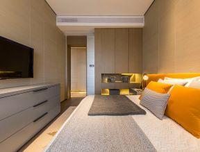 現代臥室裝修風格圖片 現代臥室簡約裝修圖