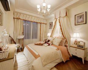 美式臥室裝修效果圖片 美式臥室裝修效果圖