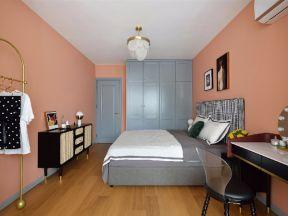 臥室墻面裝修效果圖 臥室墻面裝修圖