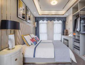 現代臥室裝修圖片 現代臥室家具圖片