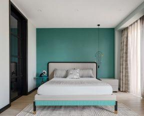臥室背景墻設計圖 臥室背景墻簡約