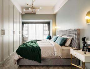 臥室壁柜裝修效果圖欣賞 臥室壁柜裝修效果圖片