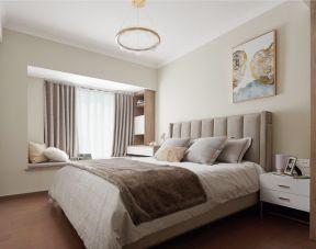臥室飄窗圖片 現代臥室效果圖 現代臥室裝潢