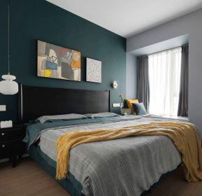 两室两厅欧式风格卧室装修效果图-每日推荐