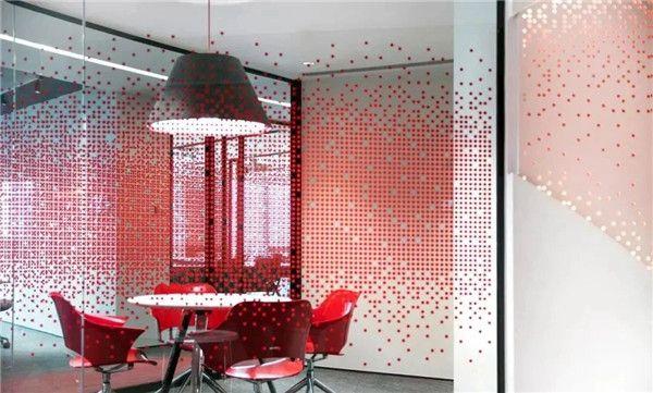 无锡办公室装修公司-会议室效果图