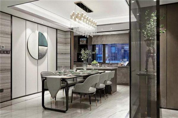 无锡惠丽达装饰-餐厅设计效果图