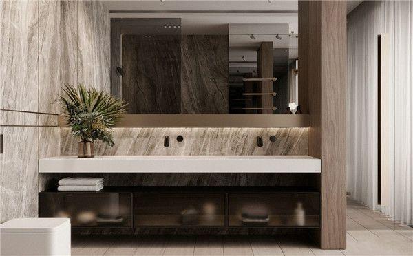 无锡阿春装饰-洗手台设计效果图